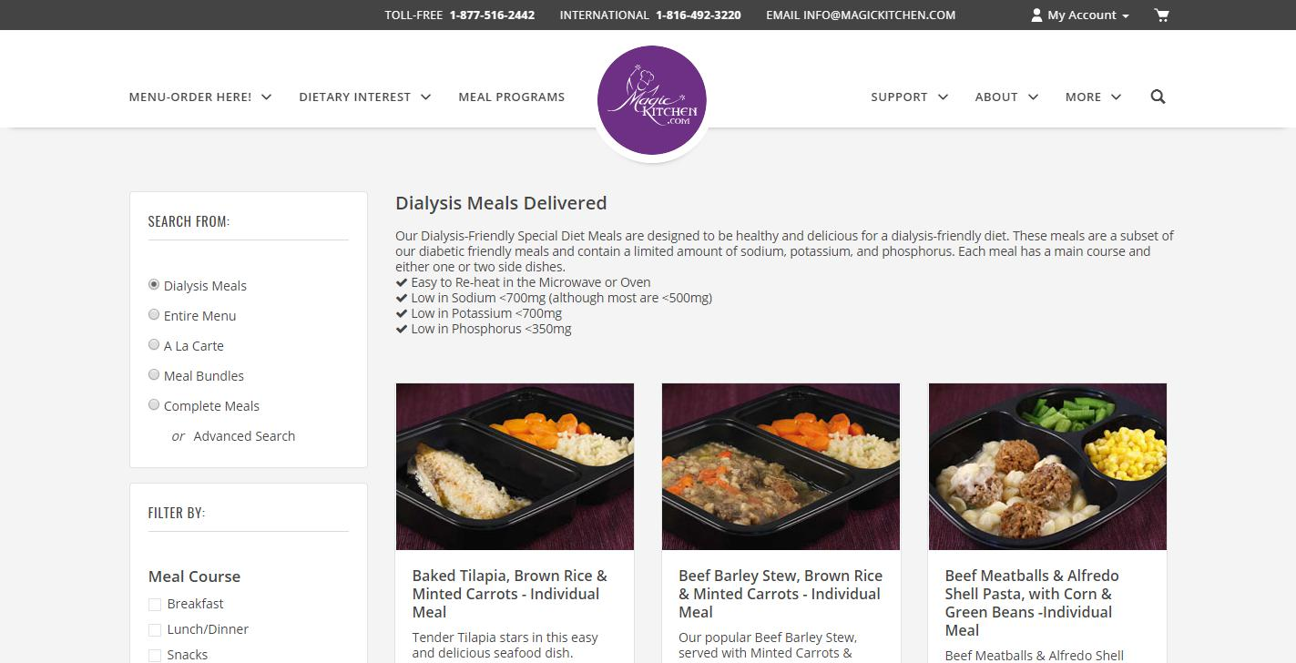 Magic Kitchen Reviews 2018   Services, Plans, Products, Costs & Coupons