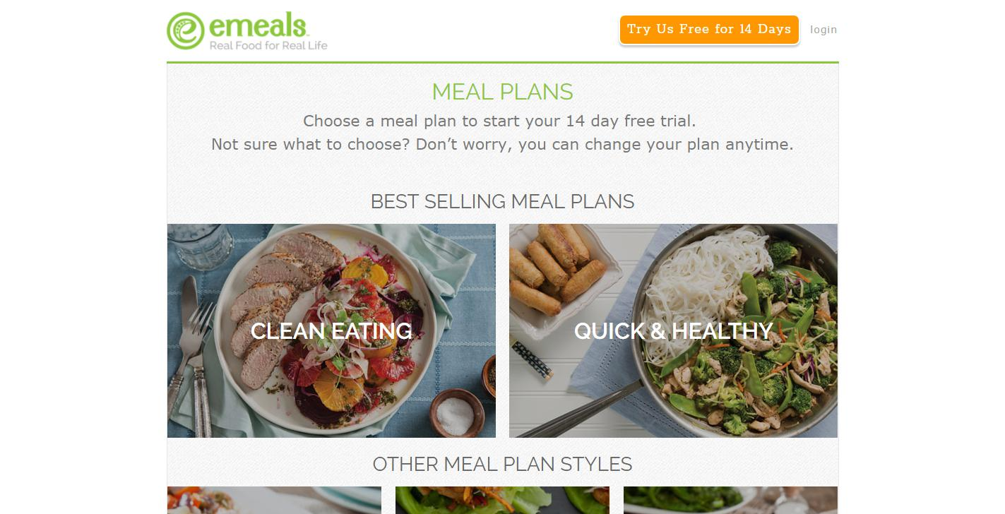 eMeals Reviews 2019 | Services, Plans, Products, Costs ...
