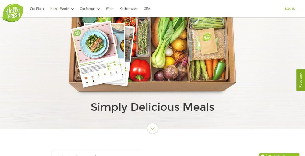 HelloFresh Reviews 2019 | Services, Plans, Products, Costs