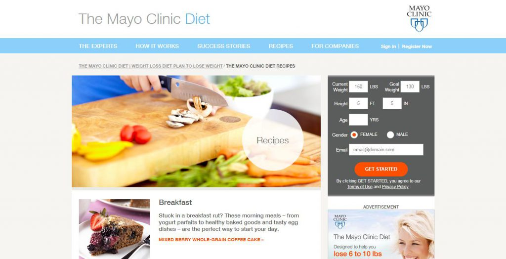 Mayo Clinic Diet Reviews 2020