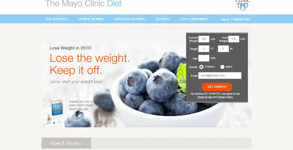 Mayo Clinic Diet Reviews 2018 Services Plans Products Costs