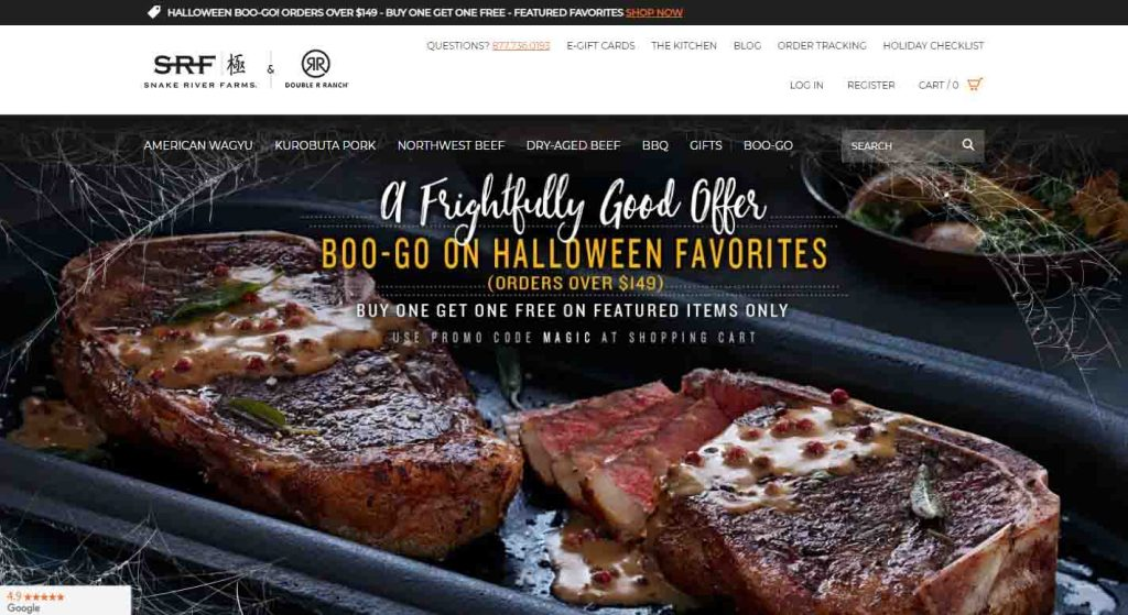 Snake River Farms Reviews 2020 Services Plans Products Costs Coupons