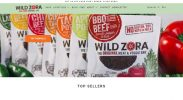 Wild Zora Paleo Meals To Go